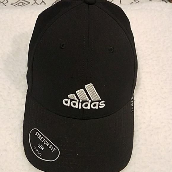 40c601855 adidas Accessories | Nwt Mens Gameday Stretch Fit Hat | Poshmark